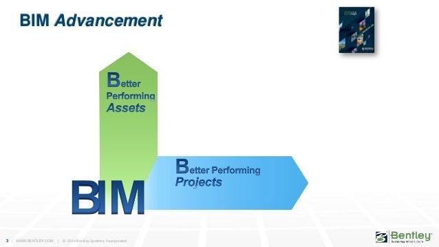 Bentley BIM esittely InfraBIM-koulutus 2014/10 Slide 3