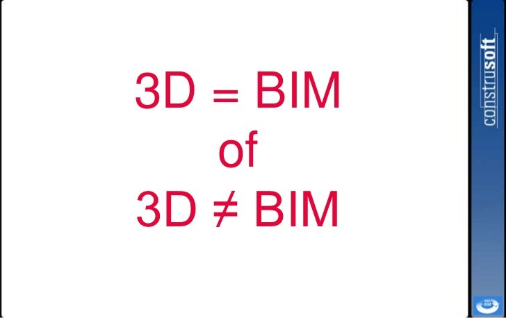 intro to bim These challenges are only increasing as more complex building information  modeling (bim) software such as revit and archicad gradually supplants cad  as.