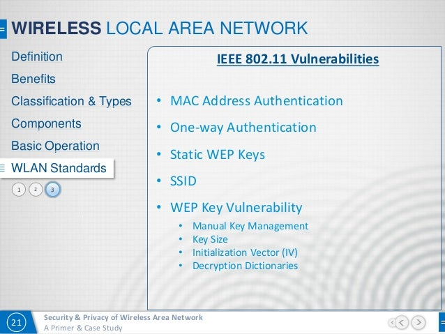 wireless network security case study Increase network security  and fix problems in its vast wireless network read the case study  without a proper wireless network,.