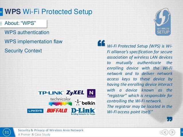 Security & Privacy in WLAN - A Primer and Case Study