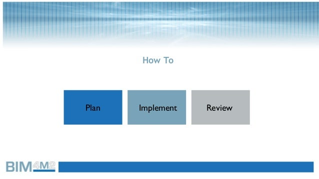 How To ReviewImplementPlan