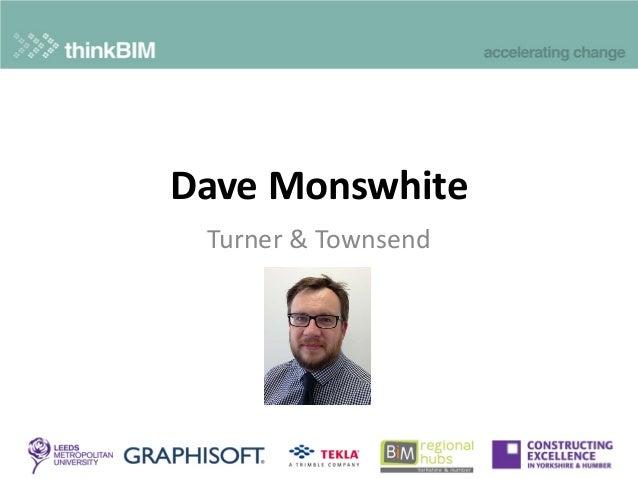 Dave Monswhite Turner & Townsend