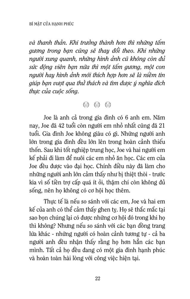 24 BÍ MAÄT CUÛA HAÏNH PHUÙC Haõy bieát nuoâi döôõng vaø traân troïng tình baïn Haõy cuûng coá nhöõng moái quan heä toát ñe...