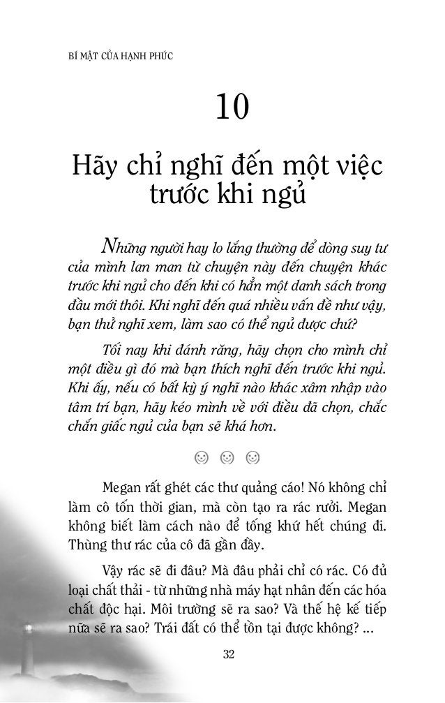34 BÍ MAÄT CUÛA HAÏNH PHUÙC Haõy bieát nhìn ra chaân giaù trò vaø yù nghóa cuûa tình baïn Neáu baïn muoán bieát ai ñoù coù...