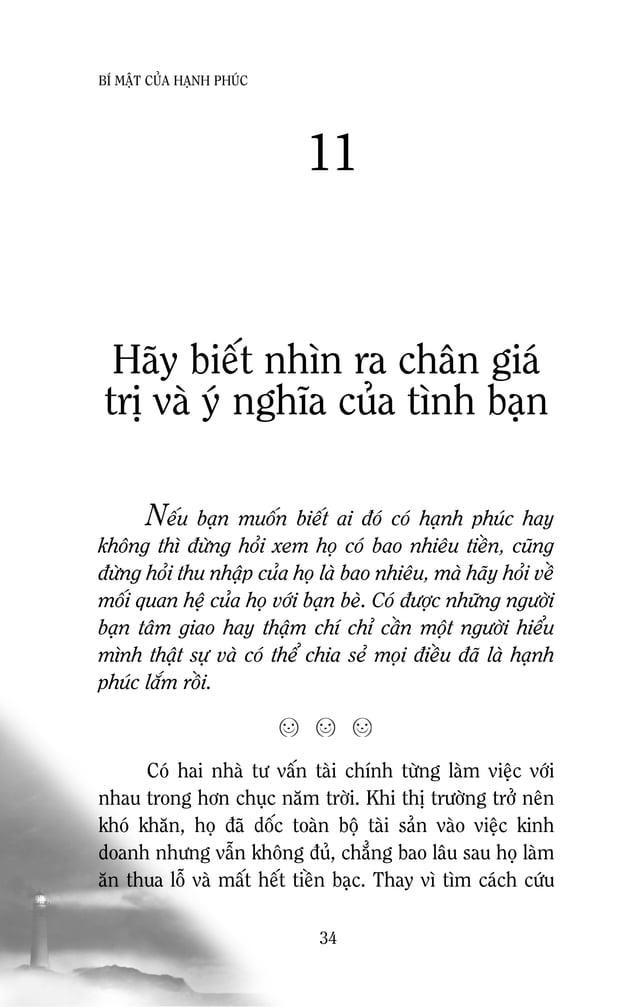 36 BÍ MAÄT CUÛA HAÏNH PHUÙC Haõy luoân nuoâi döôõng cho mình moät öôùc mô Khoâng phaûi taát caû nhöõng ngöôøi haïnh phuùc ...