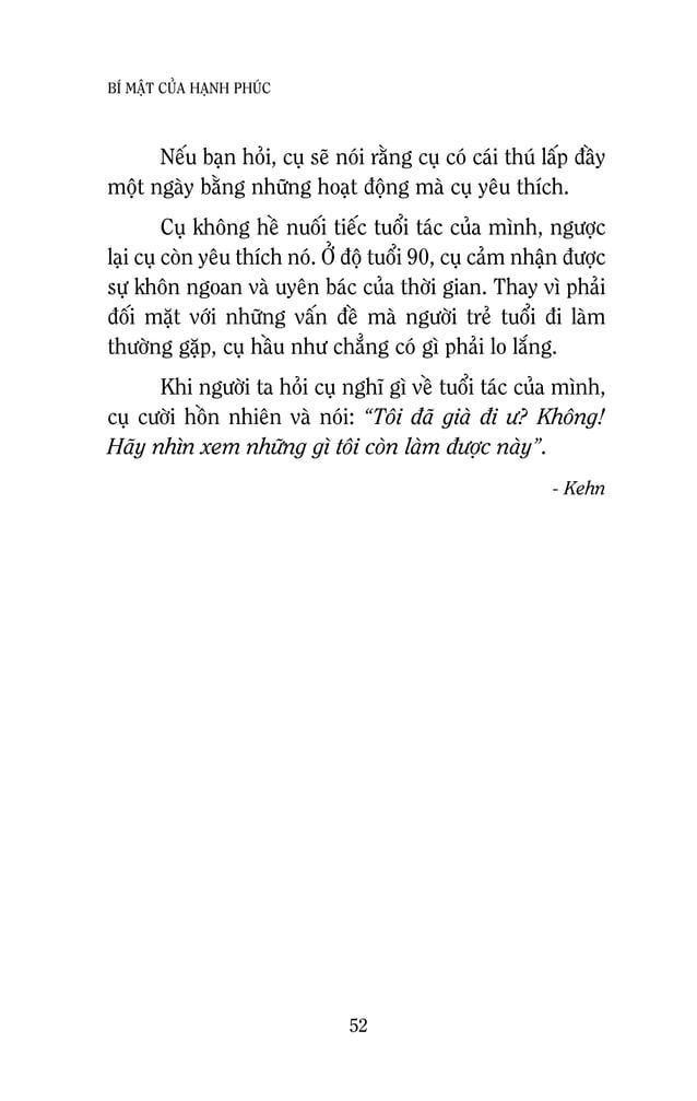 54 BÍ MAÄT CUÛA HAÏNH PHUÙC anh cuõng thích trôû thaønh thôï xaây. Ñieàu gì khieán ngöôøi thôï xaây trôû neân tuyeät vôøi ...
