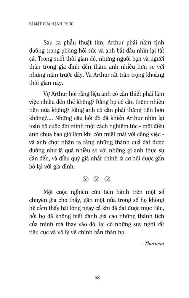 60 BÍ MAÄT CUÛA HAÏNH PHUÙC thö. Theo keát quaû chaån ñoaùn y hoïc thì leõ ra baø ñaõ cheát. Nhöng baø khoâng nhöõng khoân...