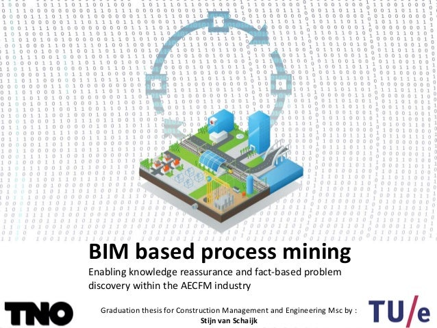 BIM based process mining Enabling knowledge reassurance and fact-based problem discovery within the AECFM industry Graduat...