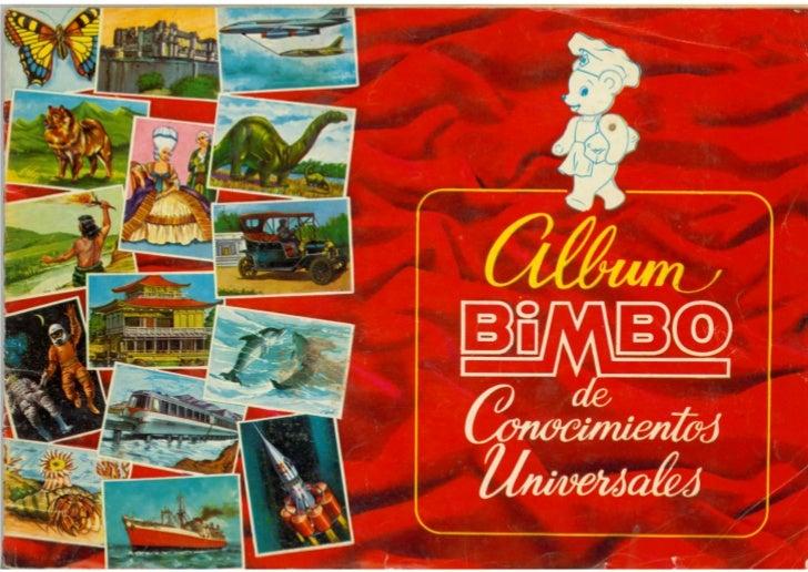 Bimbo - Álbum Bimbo de Conocimientos Universales