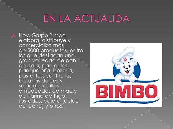 bimbo diapositivas 1