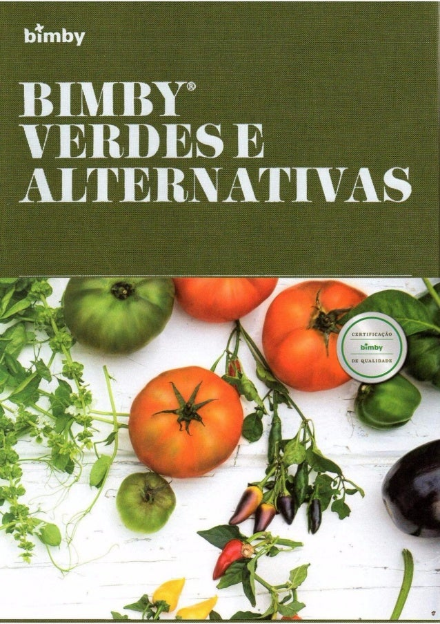 Bimby verdes e_alternativas