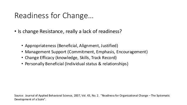 Negative Impact of Organizational Change on Employees