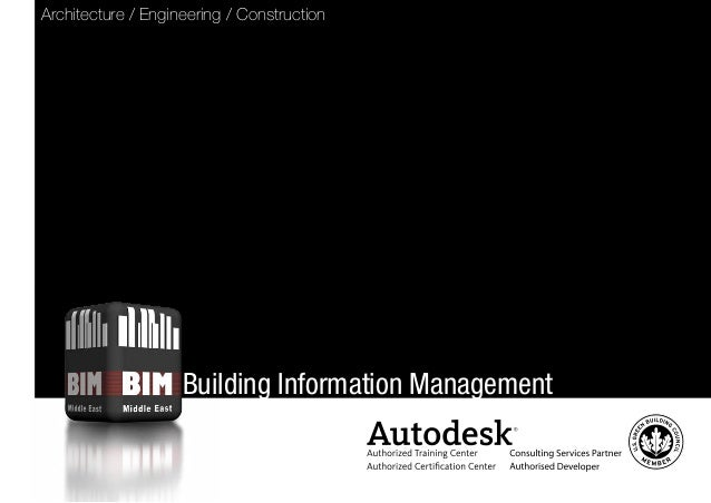 Building Information Management Architecture / Engineering / Construction