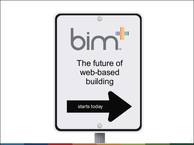 The future of web-based building starts today  !1