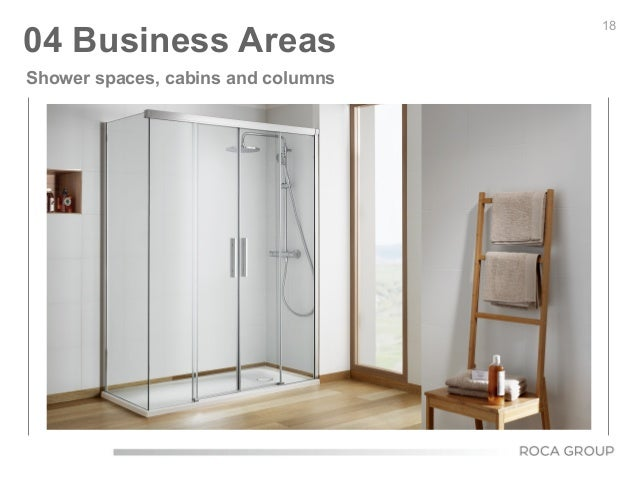 18 04 Business Areas Shower spaces, cabins and columns