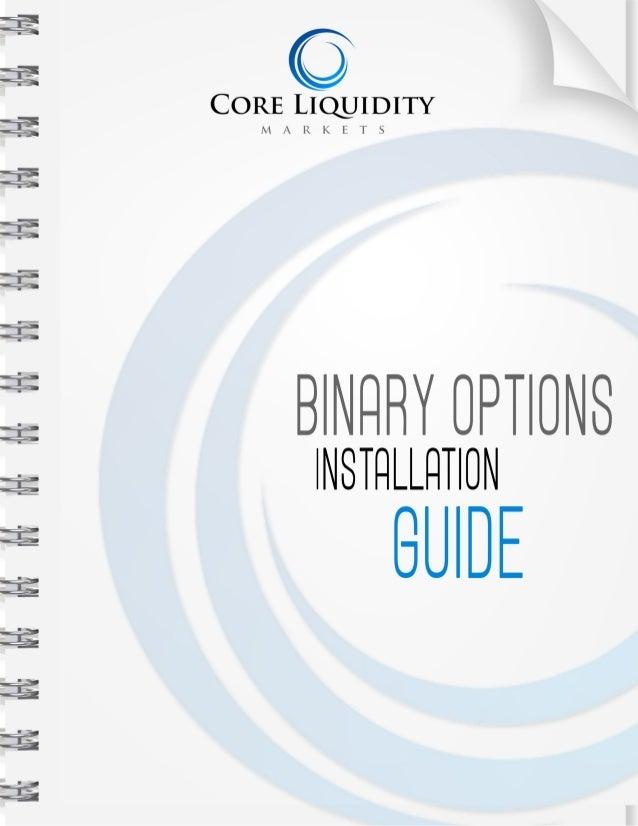 Binary options 101