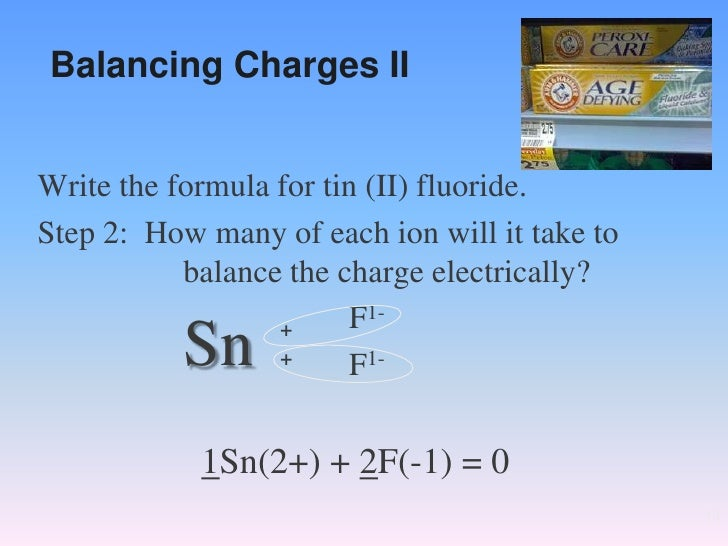 What is the formula for tin(II)nitride?