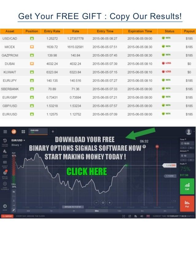 Binary options vic video