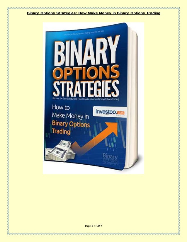 Earn money with binary options