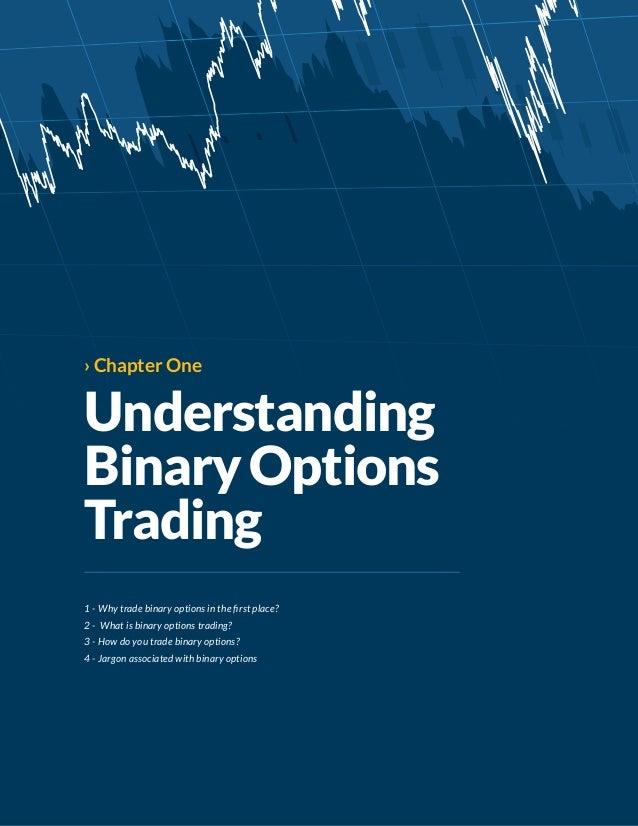 Binary options trading guide pdf