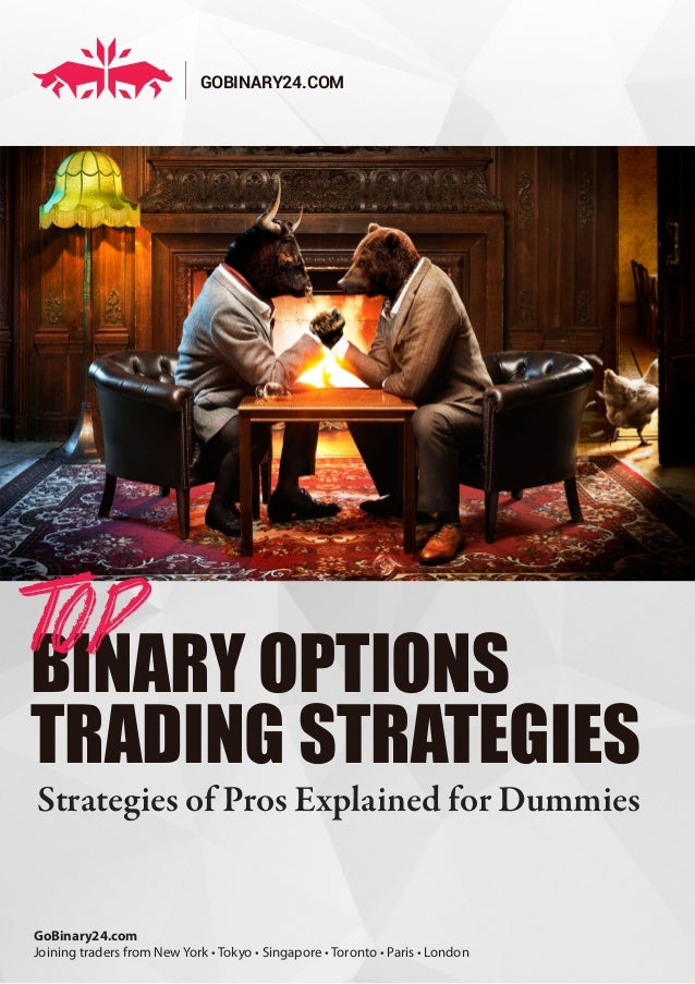 Martingale strategy in binary options ebooks