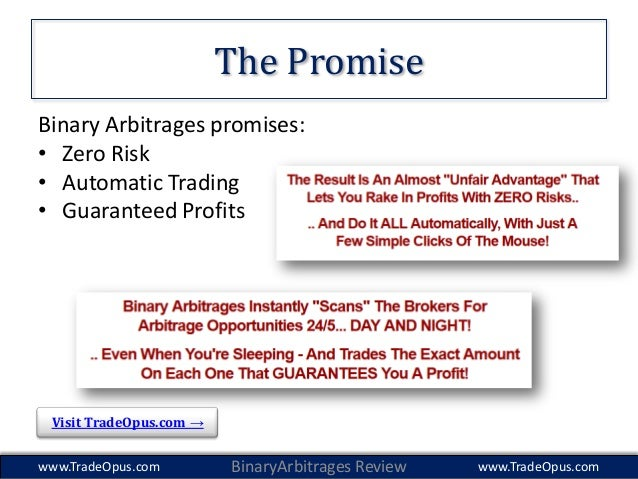 Binary options trading system reviews