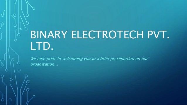 Binary Ltd