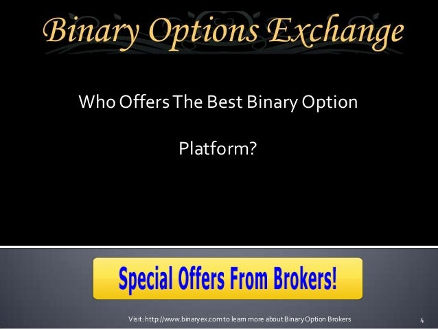 Best broker for selling options