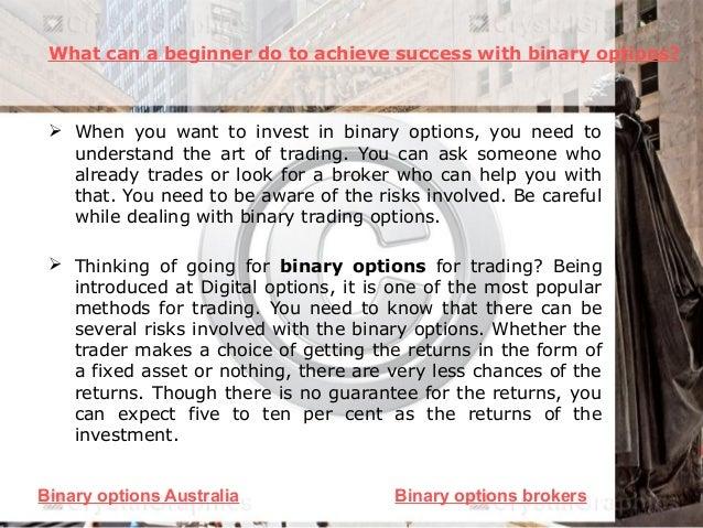 Binary options spain