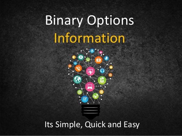 Binary options education center