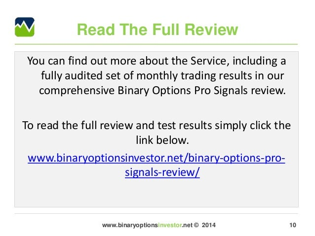 Tricks to binary options