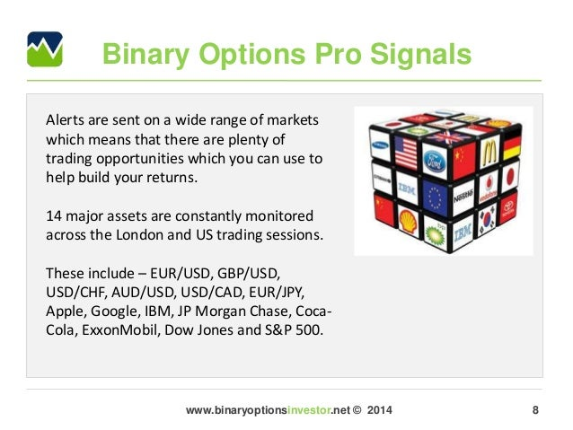 Binary options pro signal serie a betting