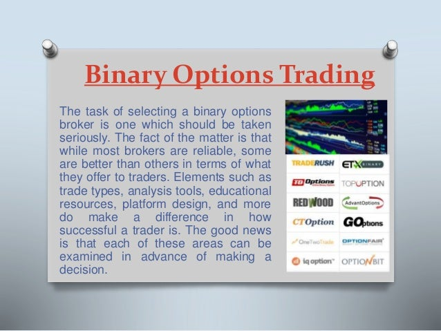 Advanced option trading pdf