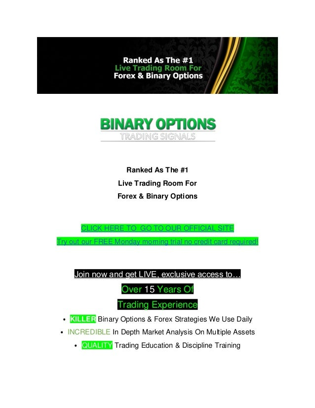 Binary options revenue share