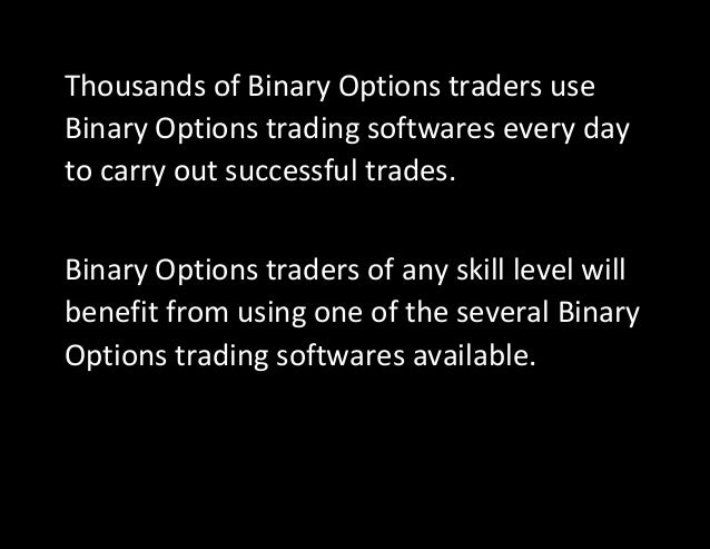 Binary option equation