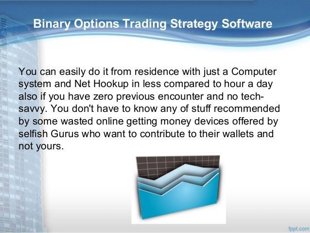 Binary Options Trading Strategy Software slideshare - 웹
