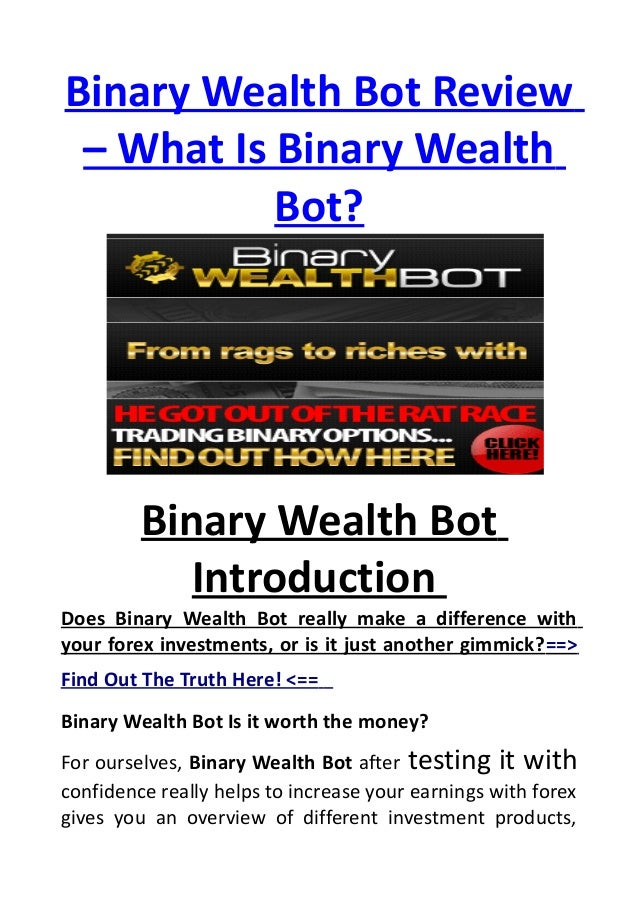 Tokyo bot binary options review