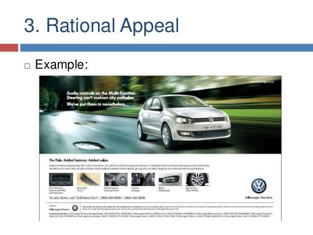 online advertisement example