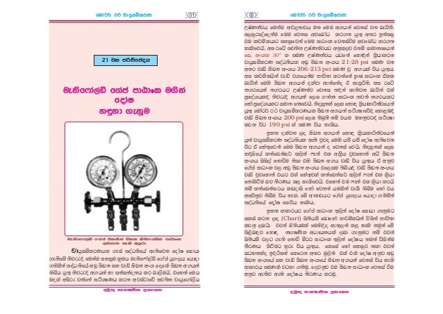 automobile books sinhala