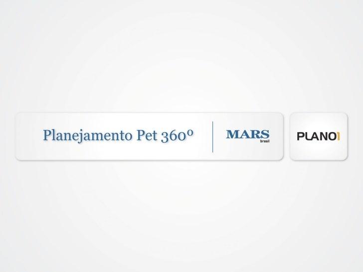 Planejamento 360º Pet Mars