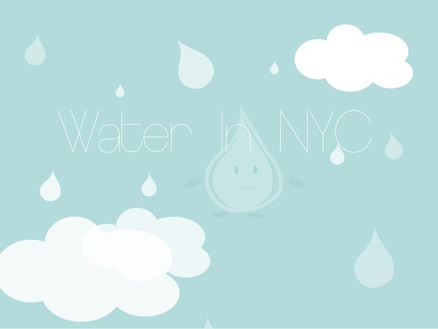Water In NYC