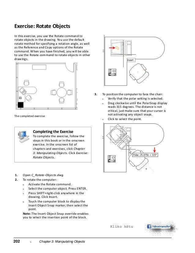 autocad 2013 user manual