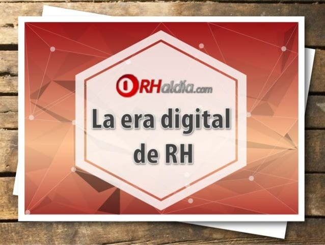 Presentación de Servicios RH al día