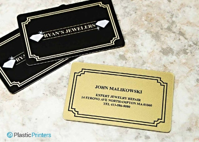 50 cool metallic business cards ryans jewelers gold metallic luxury business cards reheart Gallery