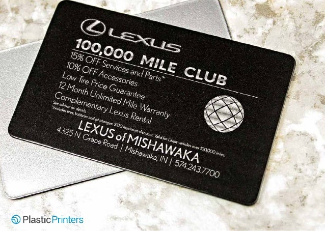 50 cool metallic business cards cards with signature panel 40 lexus business reheart Gallery