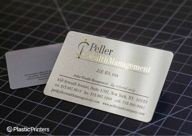 50 cool metallic business cards glassarium clear business cards with silver foil stamp 7 colourmoves