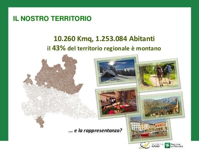 Governance e comunità: fare rete per la montagna | #MontagnaFuturo 20 settembre Alzano Lombardo  Slide 3