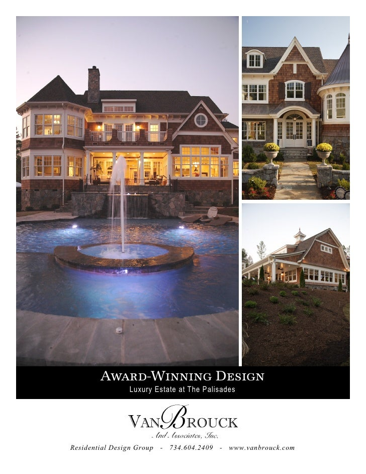 Photos Of Award Winning Homes
