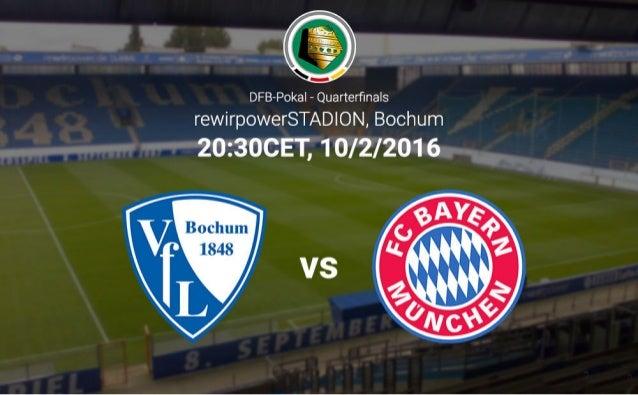 Vfl Bochum Bayern MГјnchen