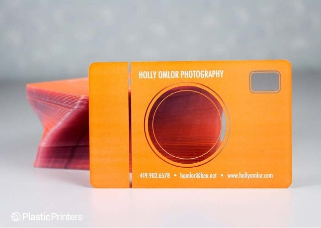 50 clear business cards you have to see designed by plastic printe 13 holly omlor photography camera business card with clear colourmoves
